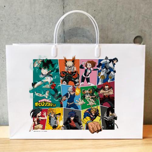 僕のヒーローアカデミア ポップアップショップ ショッピングバッグ